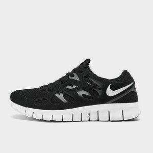 Nike Women's Free Run Black Running Shoes 9.5